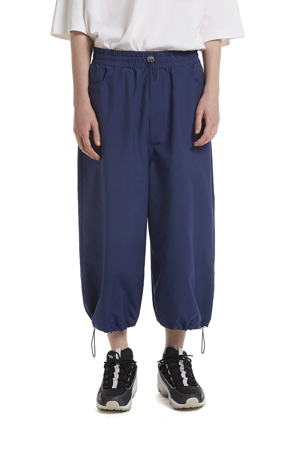 String Wide Pants