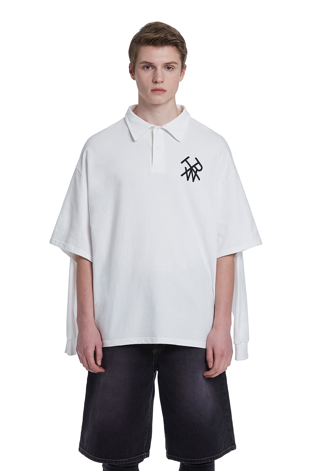 Double Sleeves PK Shirts