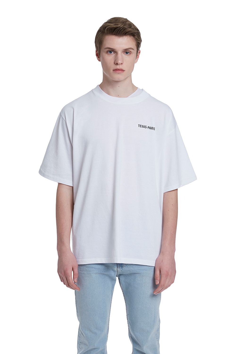 Asymmetric T shirts